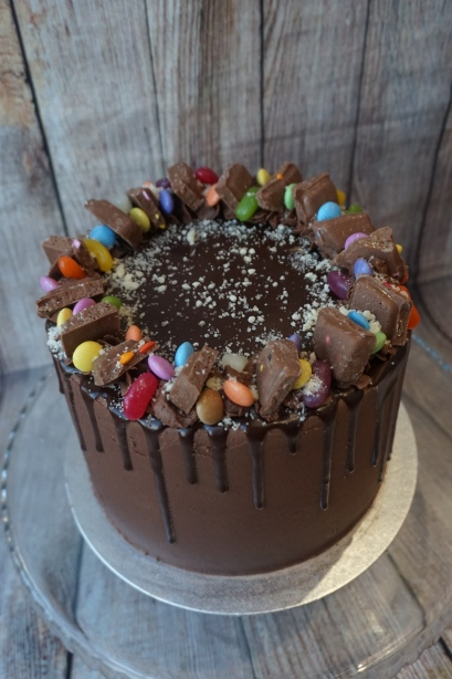 Marvellous creations cake